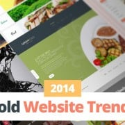 Spring/Summer Fashion Dictates Top Bold Website Trends 2014