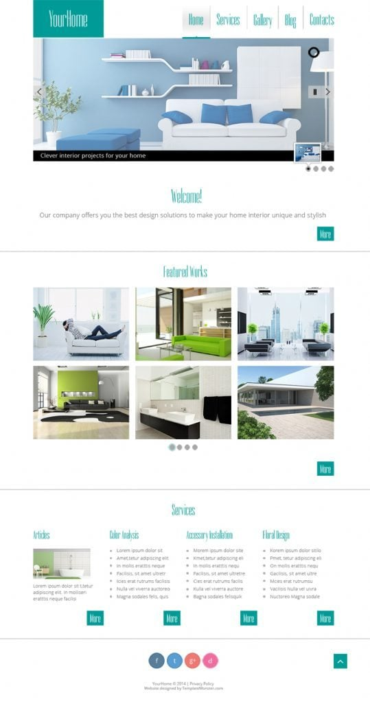 website design as a visual feast fresh spring bie in a it s completely theme so you ll not spend extra funds for setting up a site wallet friendly and well coded it is what you need to start a solid web