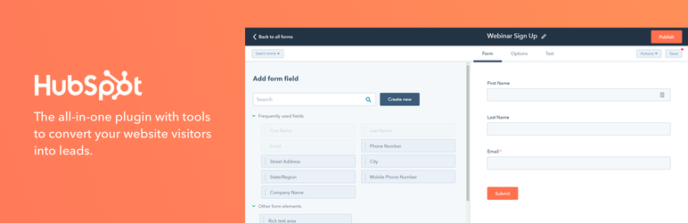 contact form builders