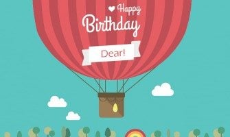Make a Wish: Birthday Freebies – Vector Postcards
