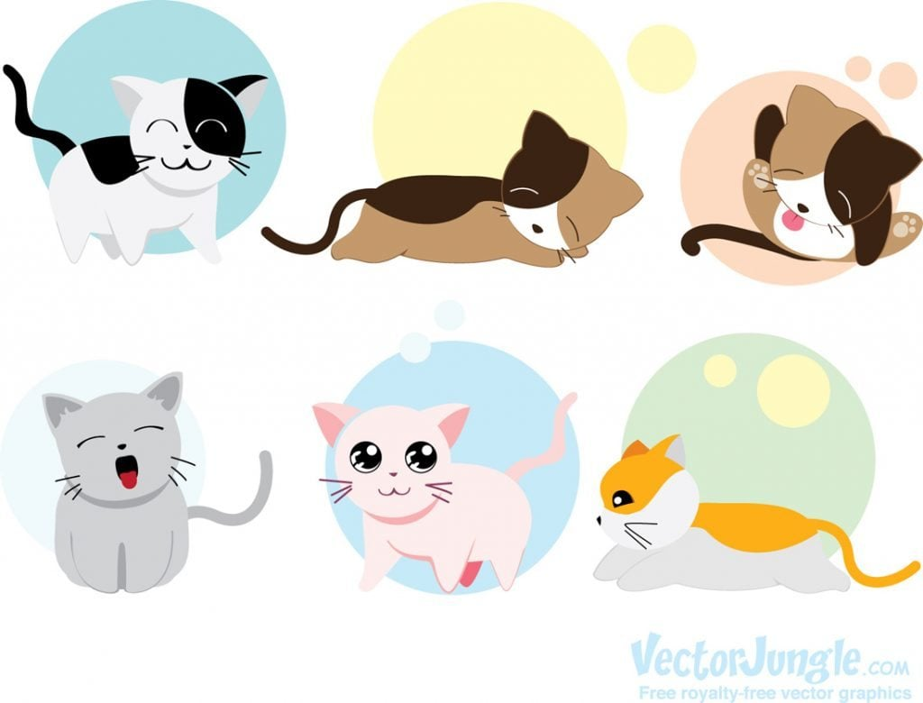 underthepaw design free cat icons for your meowelous