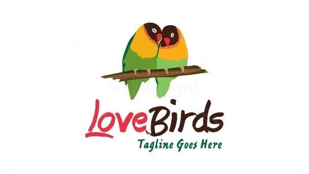 Lovebirds Logo