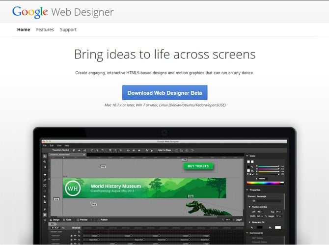 Best Html5 Tools To Create Animated Pages In 2020