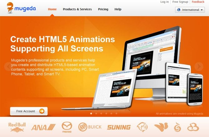 Top Free 2018 HTML5 Animation Tools To Set Your Pages In Motion
