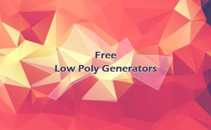 Low Poly Generators: Filling the Web With Polygonal Constructions