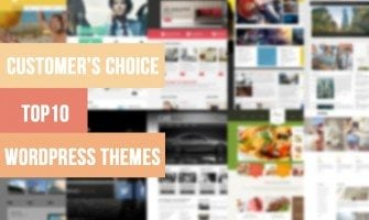 Top 10 WordPress Themes – How Customers See Them
