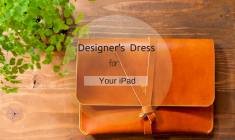 Practical & Inspiring Friday Post. Handmade iPad Cases You'd Like to Use