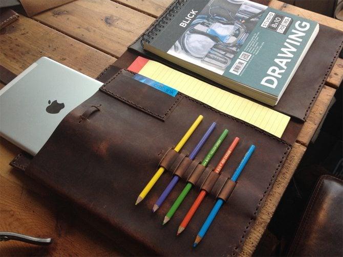 Handmade iPad Cases