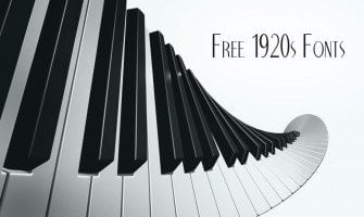 Free Jazz Age Fonts – Play Your Own Melody