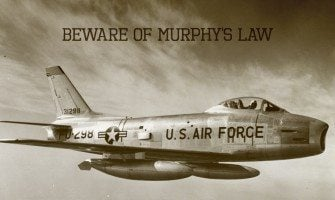 Murphy's Laws in Daily Cycle and Web Design, or Life Still Goes on!