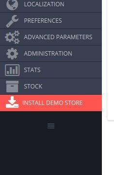 PrestaShop Themes Renewed: Sample Data Installer Module