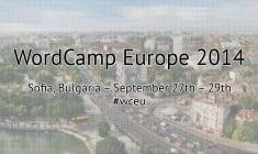 We're Attending WordCamp Europe 2014