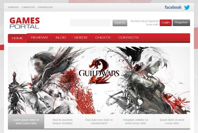 21-Games-Portal