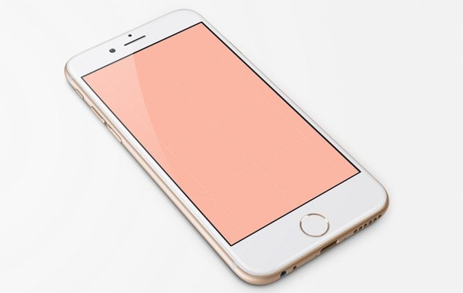 Free iPhone Template