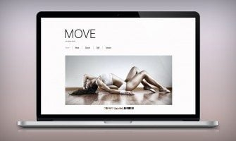 Free HTML5 Template for Dance Studio. Turn Your Passion into a Successful Business