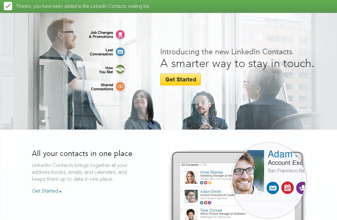 hot to promote linkedin profile