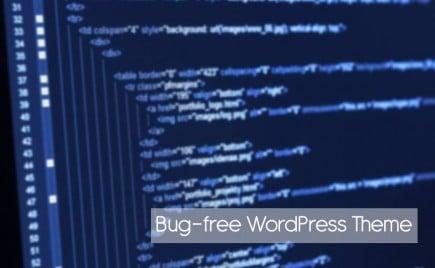 A Deep Dive into Making a WordPress Theme Bug Free