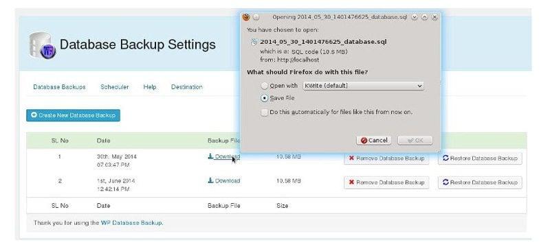 10-WP-database-backup