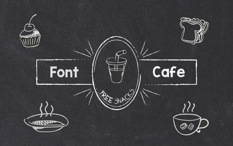 how to get android chalk font