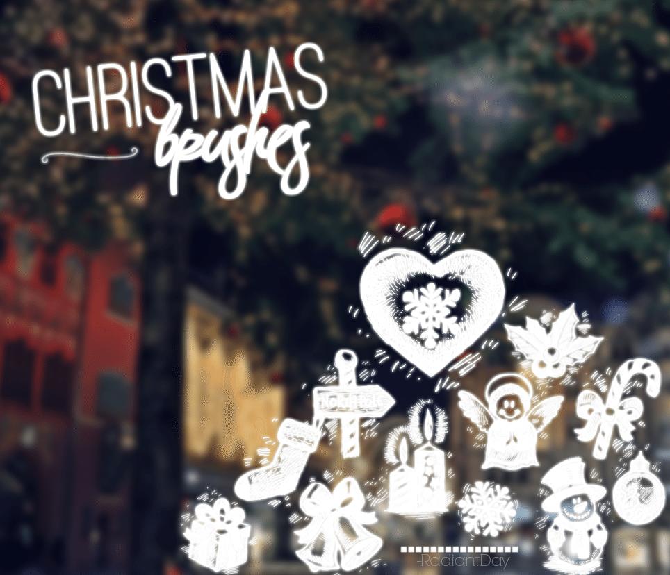 christmas_brushes_pack