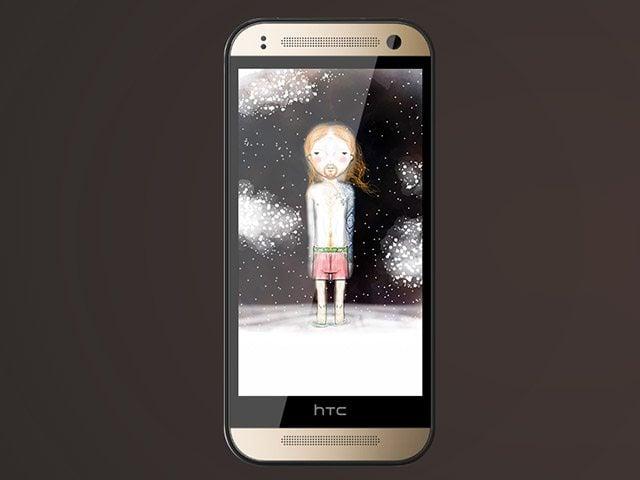 HTC One Mockup