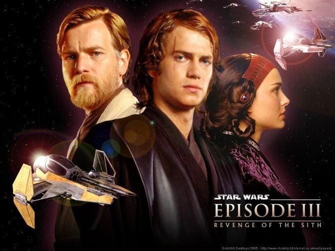 Best Star Wars Posters From All Episodes