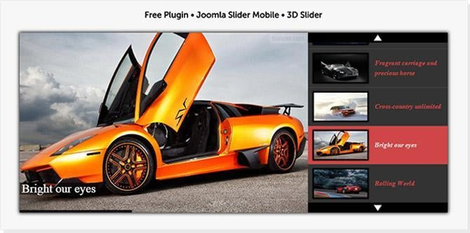 joomla free image galleries