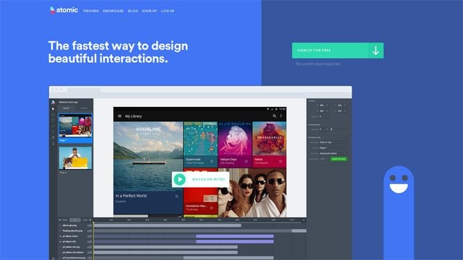 Fresh Web Design Tools To Try In 2016 List