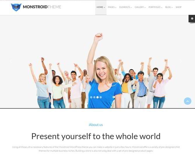 monstoid-single-page