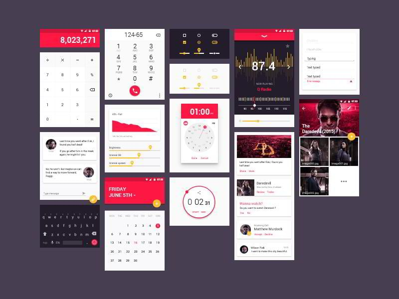 40 Free Material Design Resources for Designers