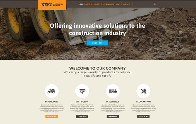 Civil-Engineering-Responsive-Website-Template