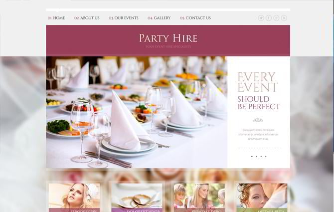 Event-Planner-Responsive-Website-Template