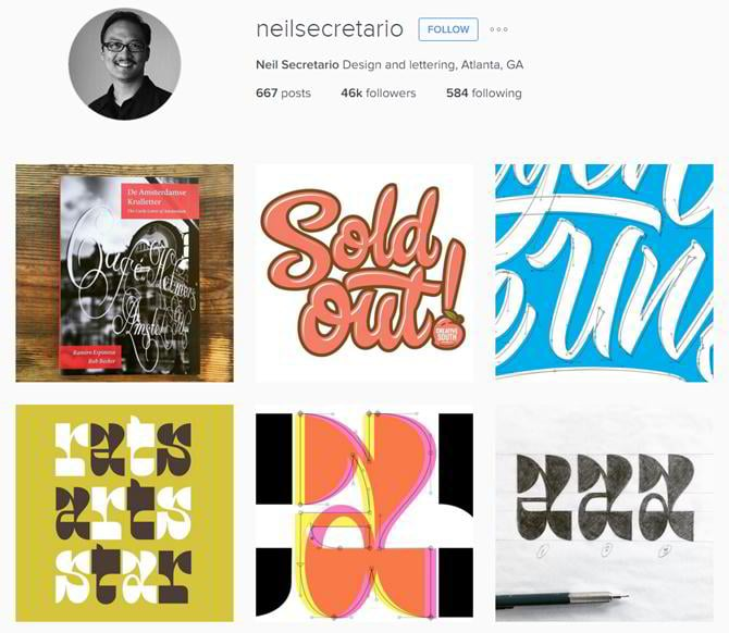 30 Talented Graphic Designers to Follow on Instagram