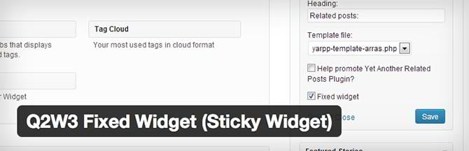 Let's Get Sticky  The Best Sticky Widget Solutions for Your
