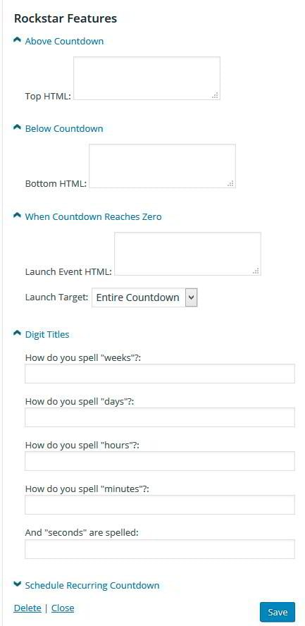 How to Create Countdown Timer?