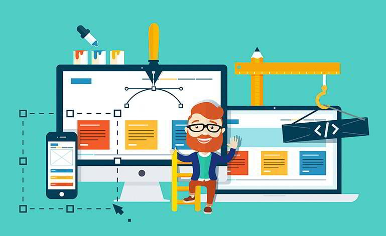 Responsive web design tutorial: questions, myths, problems