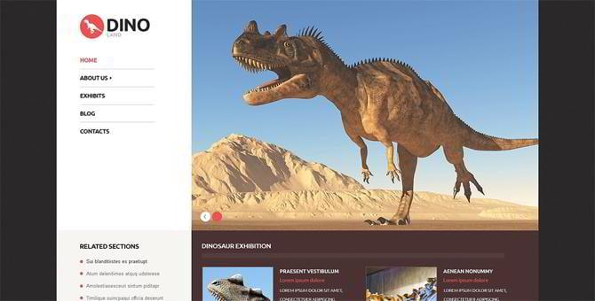 Museum-Responsive-WordPress-Theme