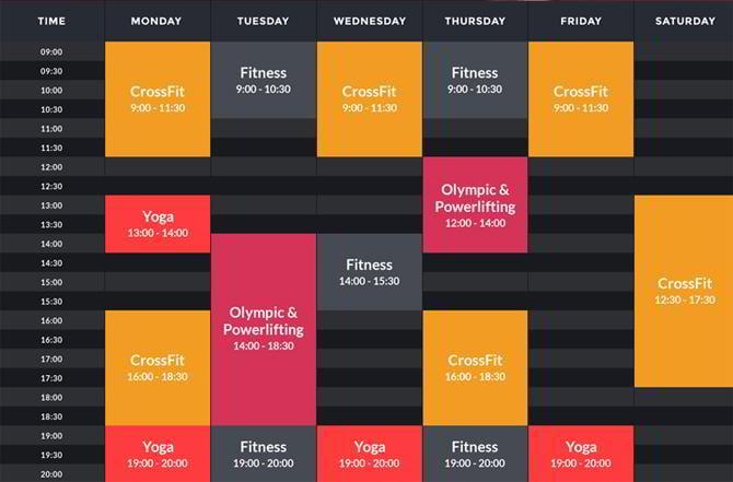 timetable-plugin