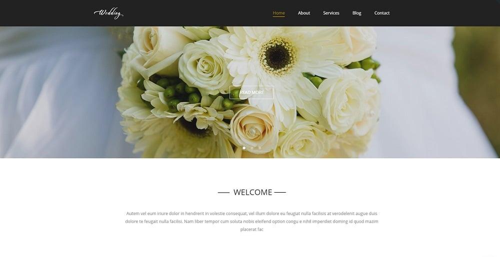 Wedding - Wedding Salon Multipurpose Modern Elementor WordPress Theme