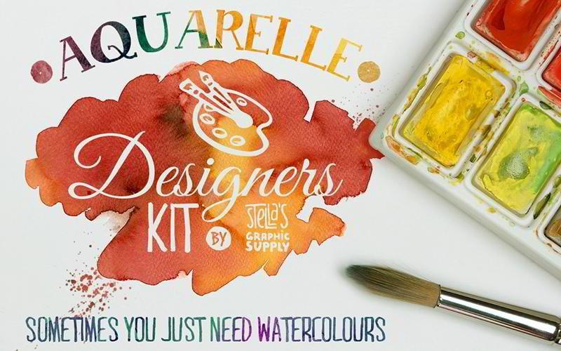 Aquarelle Designers Kit Mini