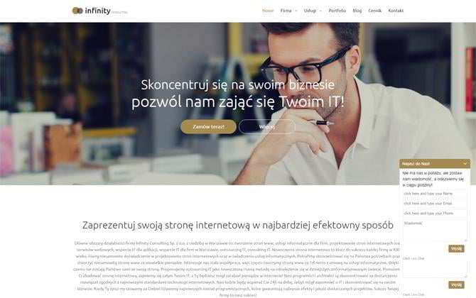 infinityconsulting