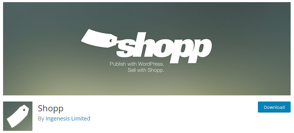 Shopp WordPress plugin