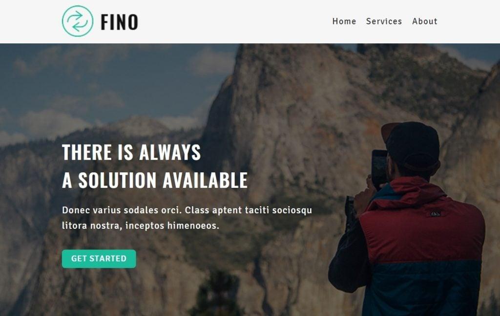 Fino - Responsive Newsletter Template