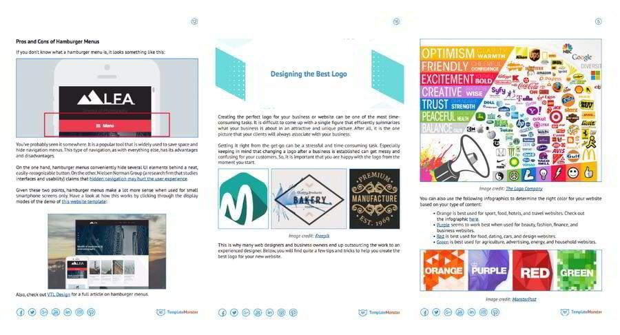 UI Tips for Web Design Enthusiasts (E-Book)
