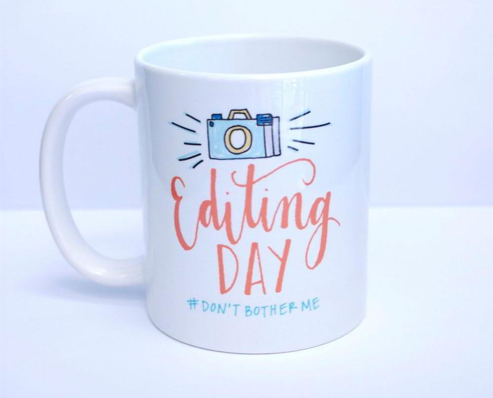 editing-day-photographer-camera-illustrated-handlettered-busy-dont-bother-me-gift-coffee-mug