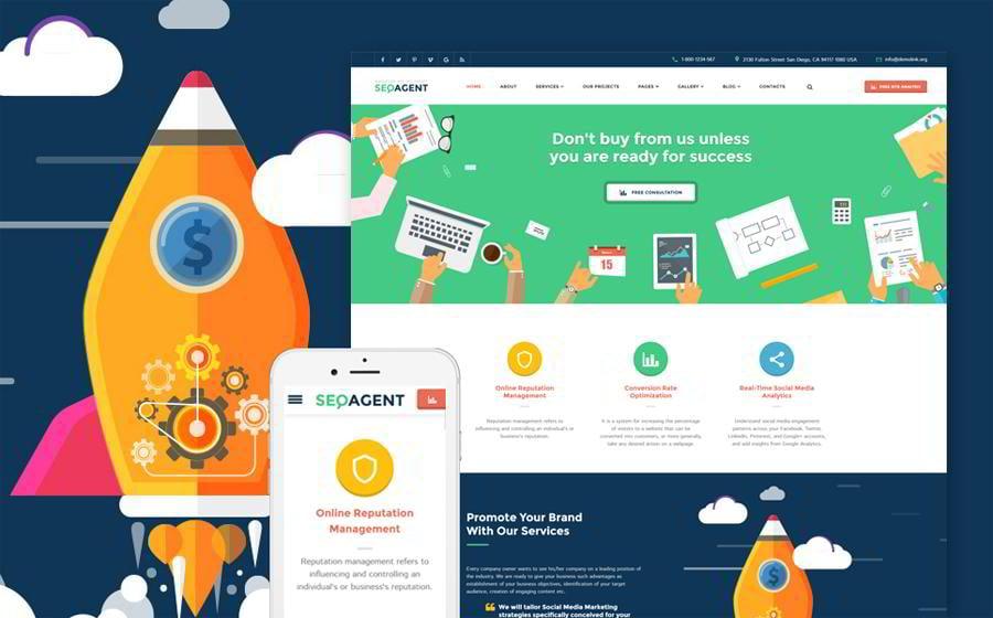 seo-website-responsive-website-template