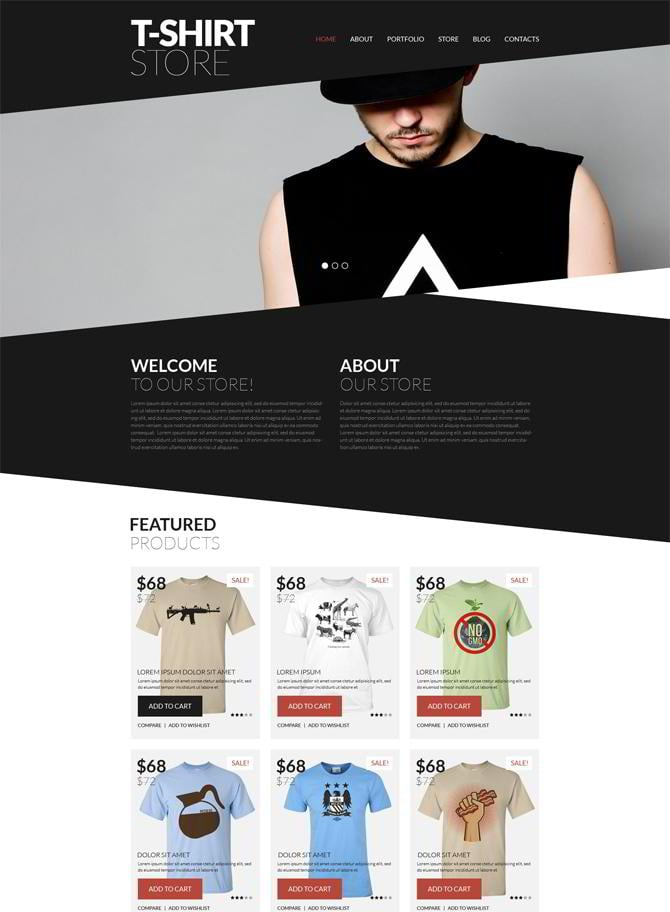 tshirt-store