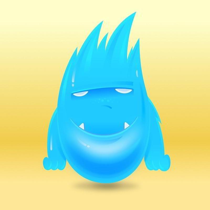 OpenCart mascot Dro