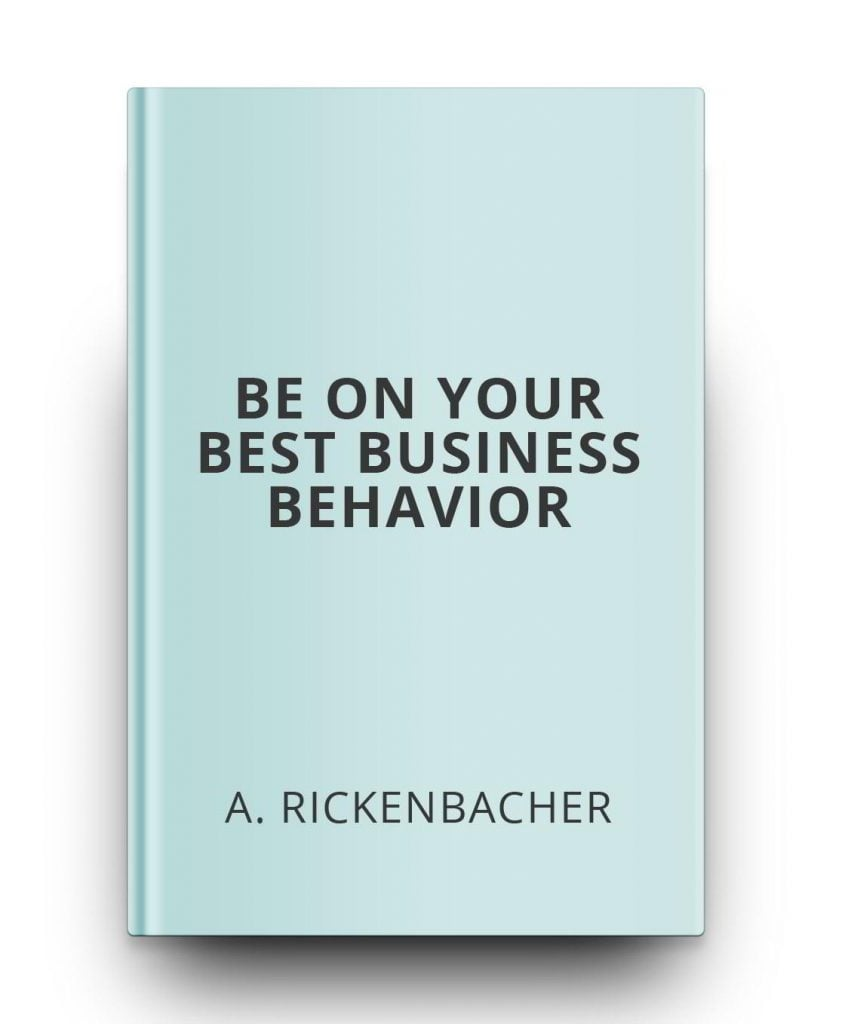 be-on-your-best-behavior