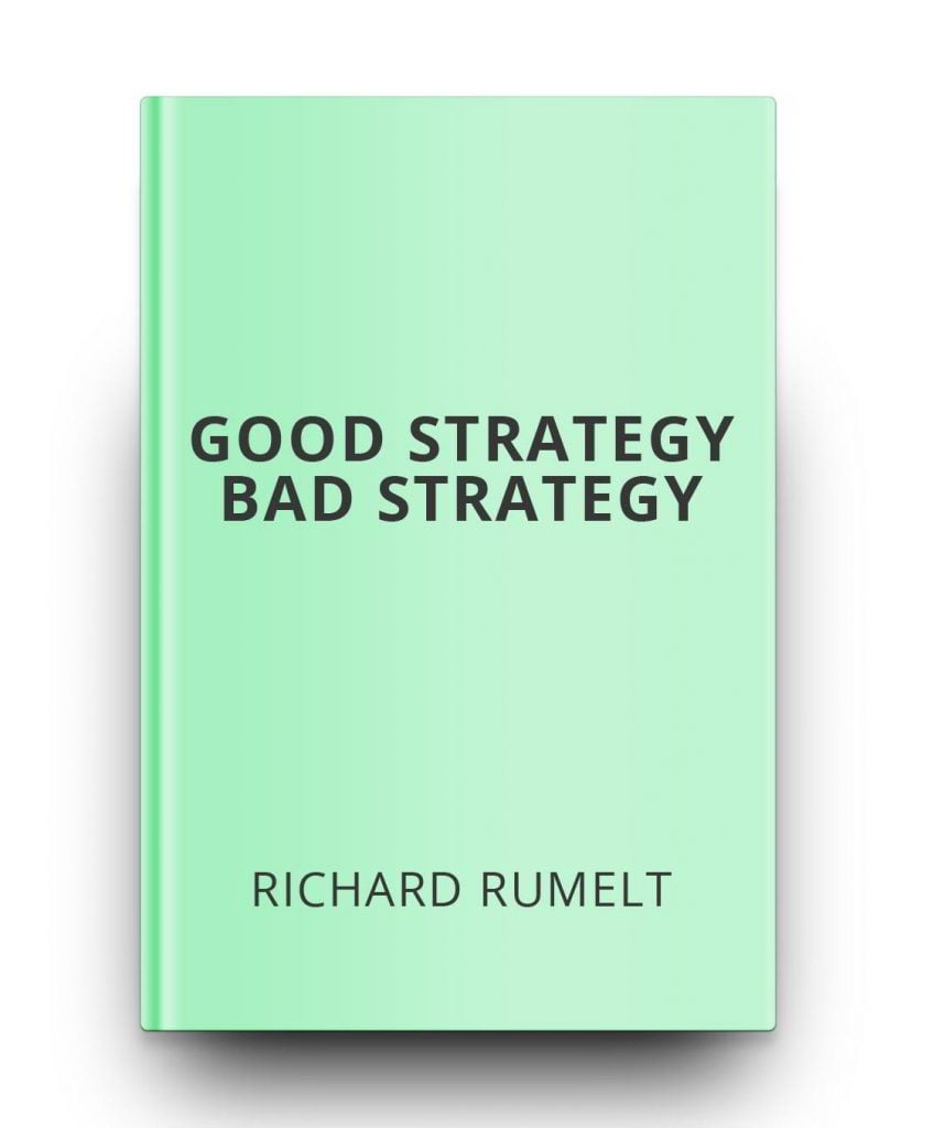good-strategy-bad-strategy